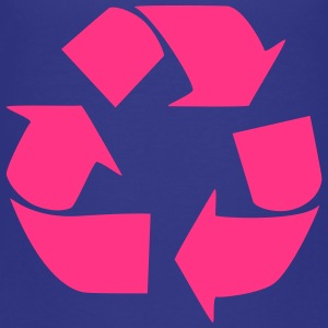Recycling for the World T-Shirts - Kinder Premium T-Shirt