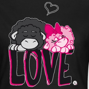Olaf & Poppy Love T-Shirts - Frauen T-Shirt