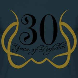30 Years Perfektion Perfection T-Shirts - Men's T-Shirt