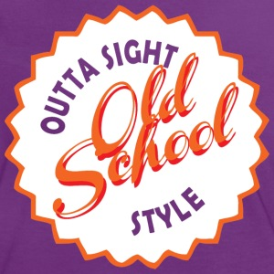 old school style T-Shirts - Women's Ringer T-Shirt