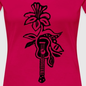 Hawaii Madness Women - T-shirt Premium Femme