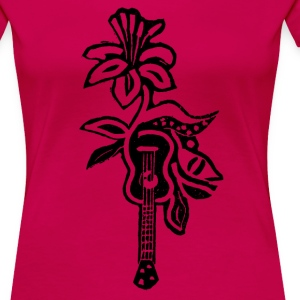 Hawaii Madness Women - Women's Premium T-Shirt
