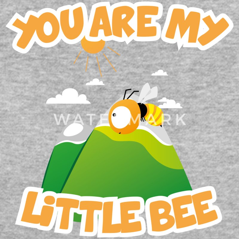 You are my little bee T-Shirts - Women's Organic T-shirt
