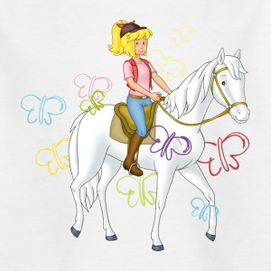 Bibi am Galoppieren Standard T-Shirt - Teenager T-Shirt