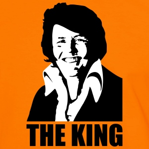 The King Willem Alexander/Elvis Koningsdag T-shirts - Mannen contrastshirt