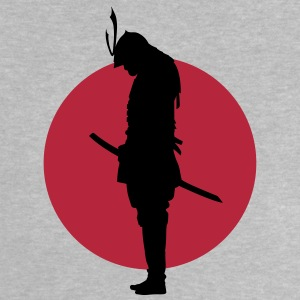 Japan Samurai Warrior (Japan flag) Shirts - Baby T-Shirt