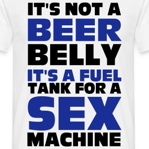 Beer Belly T-Shirts - Men's T-Shirt