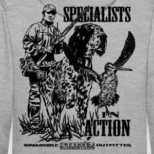 specialist_in_action Sweat-shirts - Sweat-shirt à capuche Premium pour hommes