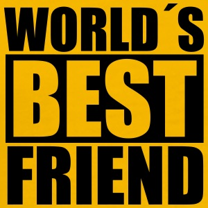 Worlds Best Friend T-Shirts - Männer Premium T-Shirt