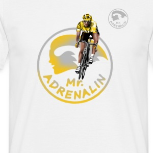 vélo de course Mr. Adrenalin Tee shirts - T-shirt Homme
