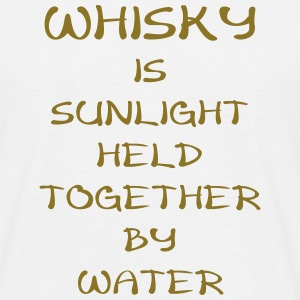 Whisky Sunlight Whiskey Geschenk T-Shirt T-Shirts - Men's T-Shirt
