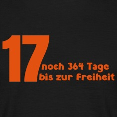 suchbegriff 17 geburtstag t shirts spreadshirt. Black Bedroom Furniture Sets. Home Design Ideas
