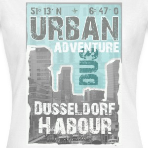 Urban Adventure Düsseldorf - Frauen T-Shirt
