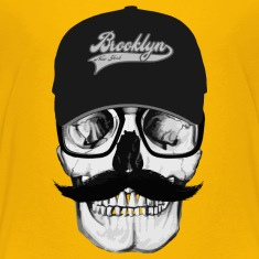 Skull Brooklyn Tee shirts
