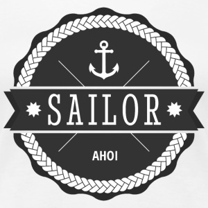 Sailor T-Shirts - Frauen Premium T-Shirt