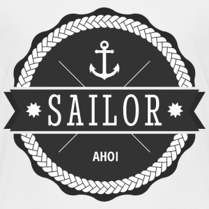 Sailor T-Shirts - Kinder Premium T-Shirt