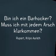 Motiv ~ Barhocker-Shirt (Damen)
