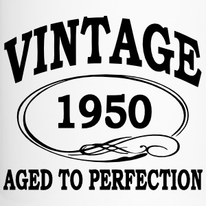 Vintage 1950 Aged To Perfection Bottles & Mugs - Travel Mug