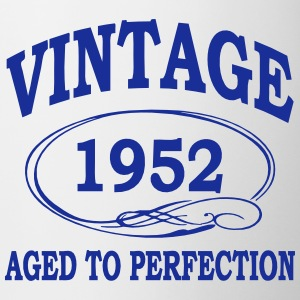 Vintage 1952 Aged To Perfection Bottles & Mugs - Mug