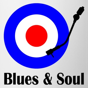 blues and soul Flaskor & muggar - Mugg