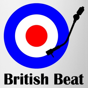 british beat Flaskor & muggar - Mugg