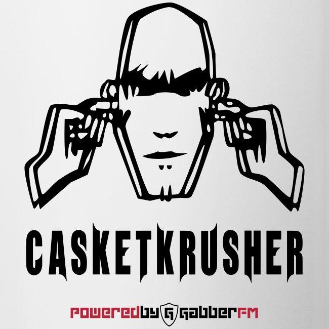 DJ Casketkrusher Coffee Cup