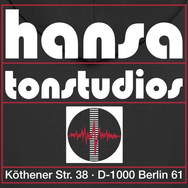 Hansa Studios Hoodie Boy black