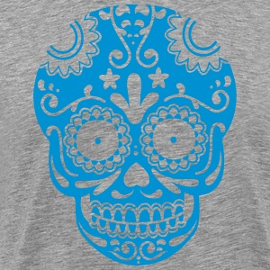 Mexico Day of the Dead T-Shirts - Men's Premium T-Shirt