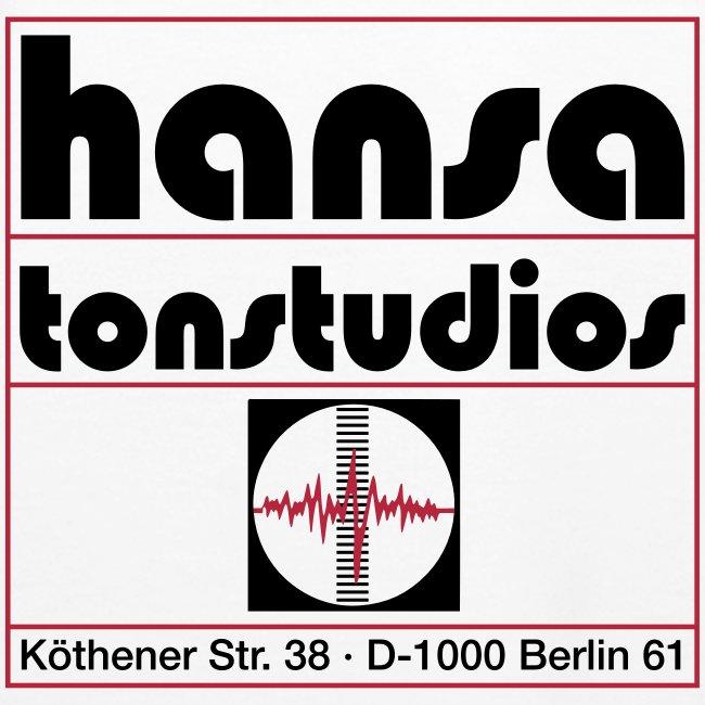 Hansa Studios Hoodie Girl white