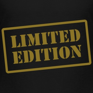 Limited Edition T-shirts - Premium-T-shirt barn
