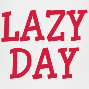 Lazy Day Tee shirts - T-shirt Premium Enfant