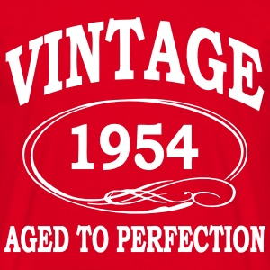 Vintage 1952 Aged To Perfection T-Shirts - Men's T-Shirt