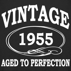 Vintage 1955 Aged To Perfection Long Sleeve Shirts - Kids' Premium Longsleeve Shirt