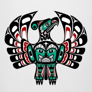 Haida Thunderbird Bottles & Mugs - Beer Mug
