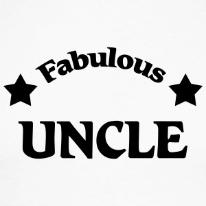 Fabulous Uncle Long sleeve shirts - Men's Long Sleeve Baseball T-Shirt