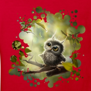 Little Owl Shirts - Kids' Organic T-shirt