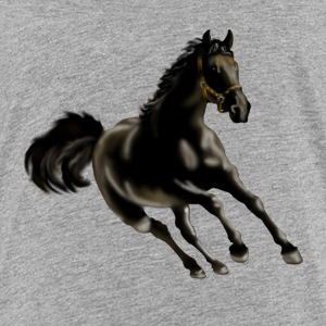 Horse T-shirts - Teenager premium T-shirt