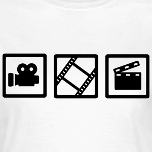 Film T-Shirts - Frauen T-Shirt