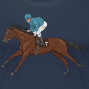 Jockey T-Shirts - Frauen Premium T-Shirt