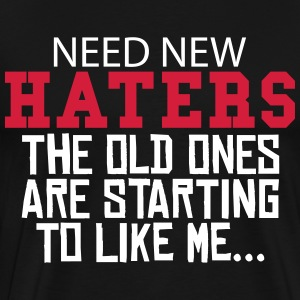 Need new Haters T-Shirts - Männer Premium T-Shirt