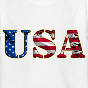 united states 19 Shirts - Kids' T-Shirt