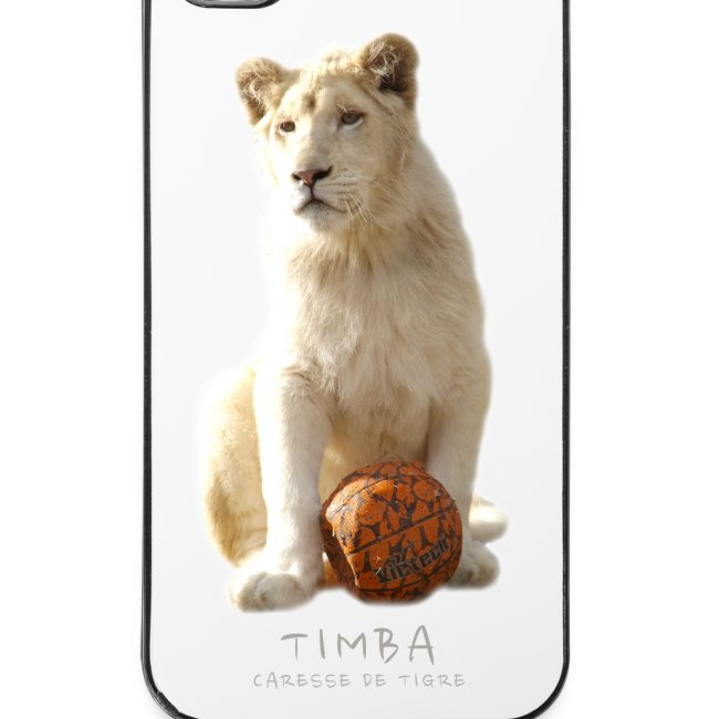 Coque iPhone 4/4S Timba ballon 2