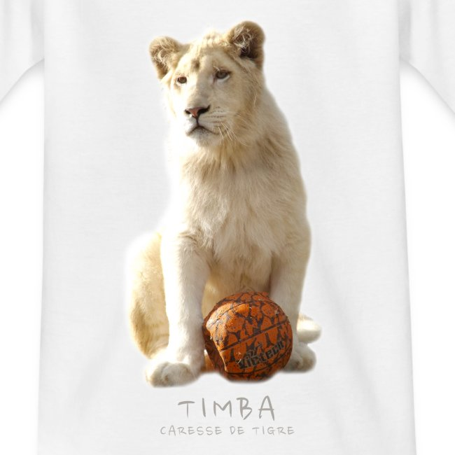 T-Shirt Ado Timba ballon 2
