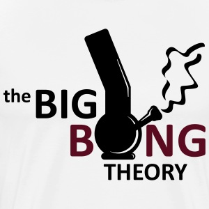 the big bong theory T-Shirts - Men's Premium T-Shirt
