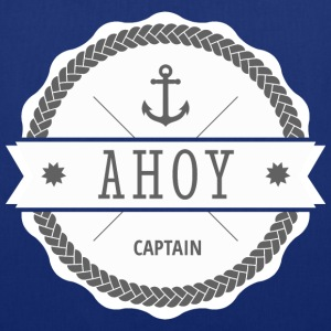 ahoy  Bags & Backpacks - Tote Bag