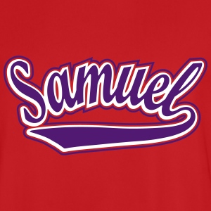 Samuel - T-shirt personalised with your name T-Shirts - Men's Football Jersey