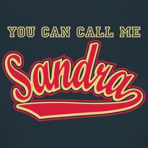 Sandra - T-shirt personalised with your name T-Shirts - Women's T-Shirt