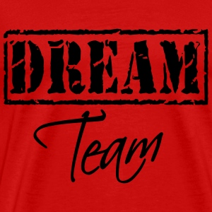 Dream Team T-shirts - Premium-T-shirt herr