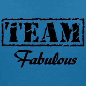 Team Fabulous T-Shirts - Women's V-Neck T-Shirt