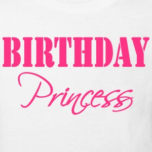 Birthday Princess Shirts - Kinderen Bio-T-shirt